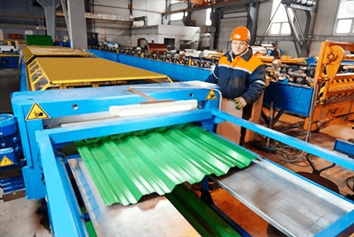 çatı sacı üretim